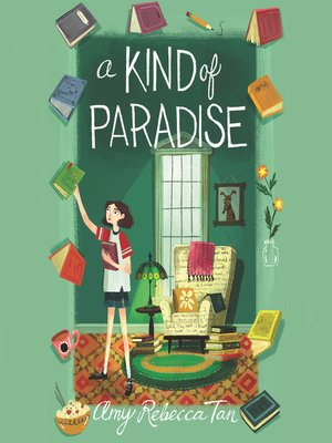 cover image of A Kind of Paradise