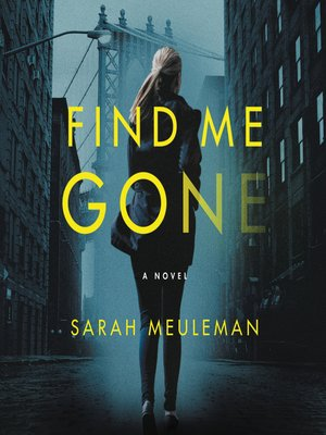 cover image of Find Me Gone