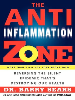 cover image of The Anti-Inflammation Zone