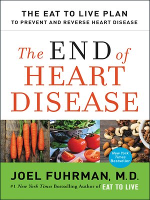 cover image of The End of Heart Disease