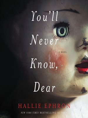 cover image of You'll Never Know, Dear