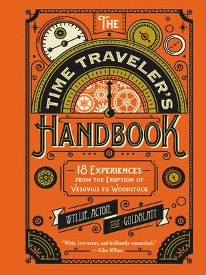 cover image of The Time Traveler's Handbook