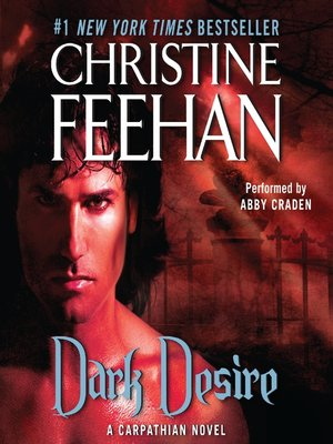 cover image of Dark Desire