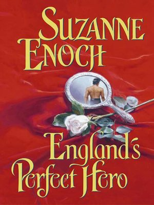 cover image of England's Perfect Hero