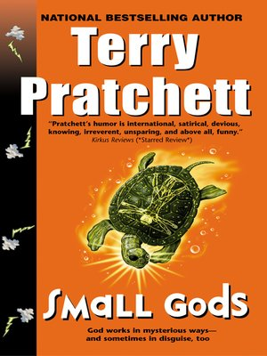 cover image of Small Gods