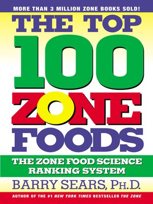 cover image of The Top 100 Zone Foods