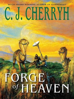 cover image of Forge of Heaven