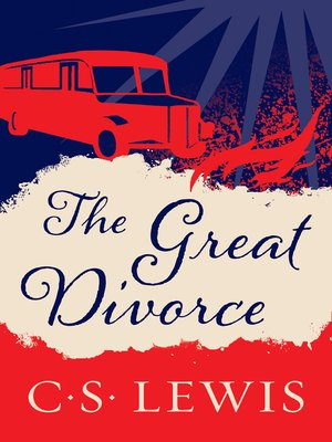 cover image of The Great Divorce