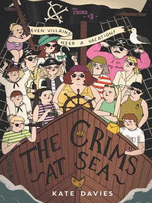 cover image of The Crims at Sea