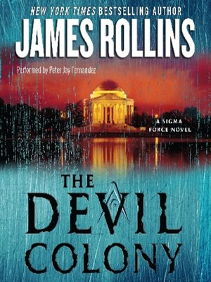 cover image of The Devil Colony