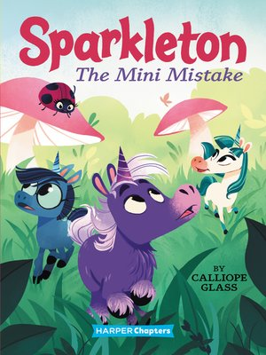 cover image of Sparkleton #3