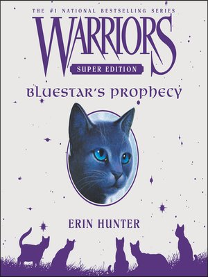cover image of Bluestar's Prophecy