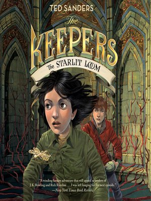 cover image of The Keepers #4