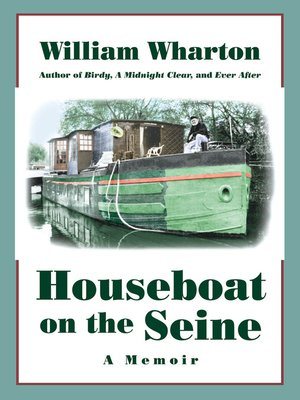 cover image of Houseboat on the Seine