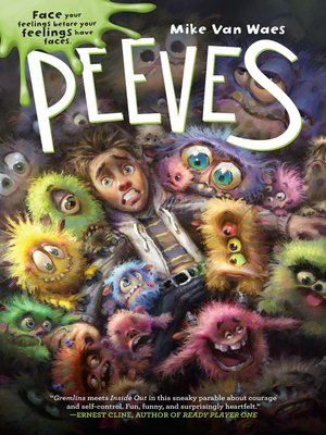 cover image of Peeves