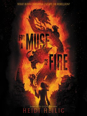 Cover image for For a Muse of Fire