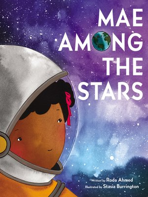 cover image of Mae Among the Stars