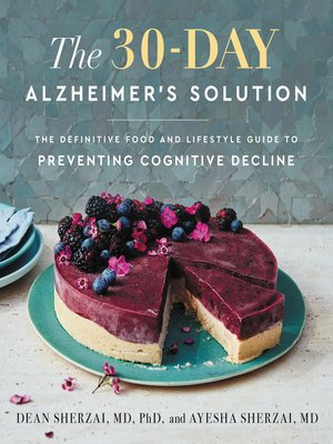 cover image of The 30-Day Alzheimer's Solution