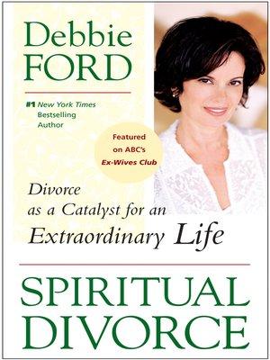 cover image of Spiritual Divorce