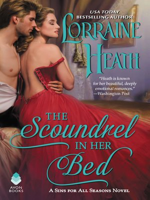 cover image of The Scoundrel in Her Bed