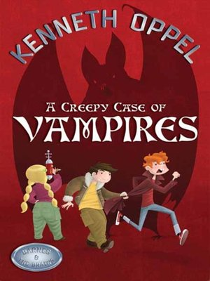 cover image of A Creepy Case of Vampires