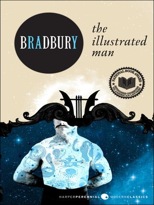 cover image of The Illustrated Man