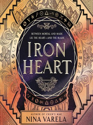 cover image of Iron Heart