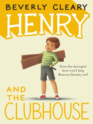 cover image of Henry and the Clubhouse