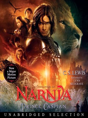 cover image of Prince Caspian, Chapter 1