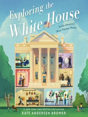 cover image of Exploring the White House