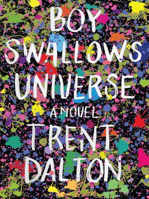 cover image of Boy Swallows Universe