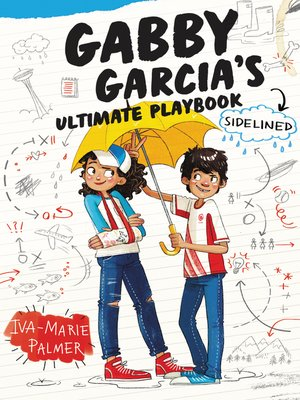cover image of Gabby Garcia's Ultimate Playbook #3