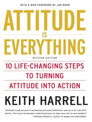 cover image of Attitude is Everything