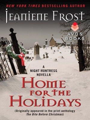 Jeaniene Frost Night Huntress Series Epub