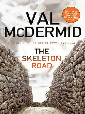 cover image of The Skeleton Road