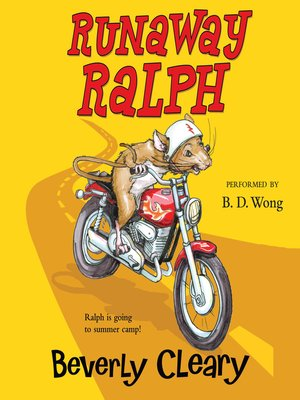 cover image of Runaway Ralph