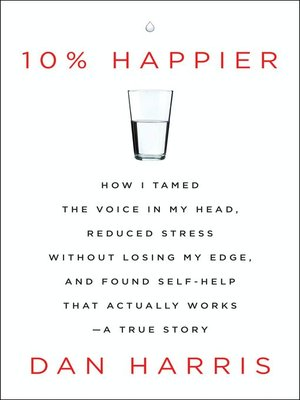 cover image of 10% Happier