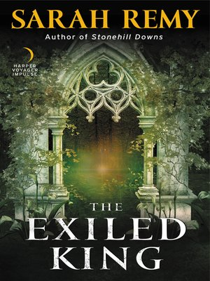 cover image of The Exiled King