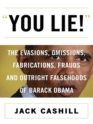 cover image of You Lie!