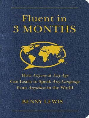 cover image of Fluent in 3 Months