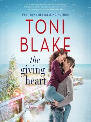 cover image of The Giving Heart