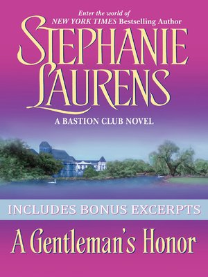 cover image of A Gentleman's Honor with Bonus Material