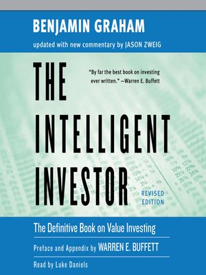 cover image of The Intelligent Investor Rev Ed.