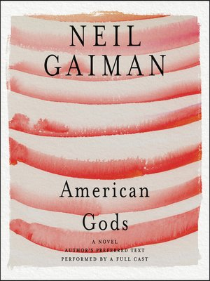 American Gods By Neil Gaiman Overdrive Rakuten Overdrive Ebooks