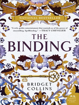 cover image of The Binding