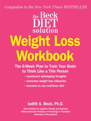 cover image of The Beck Diet Solution Weight Loss Workbook
