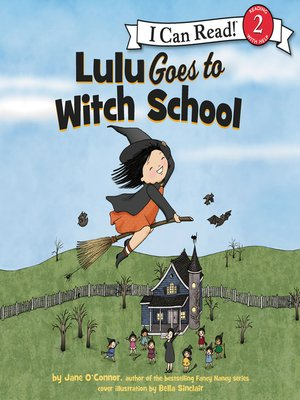 cover image of Lulu Goes to Witch School
