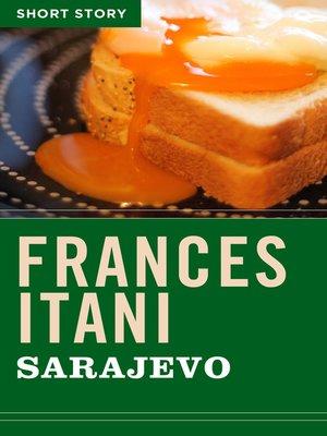 cover image of Sarajevo