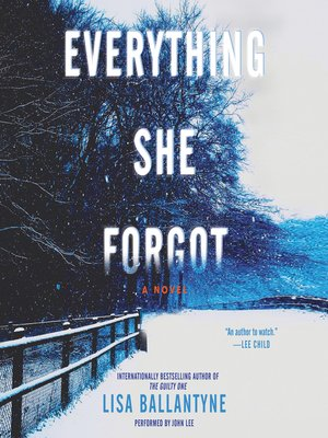 cover image of Everything She Forgot