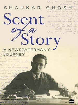 cover image of Scent of a Story